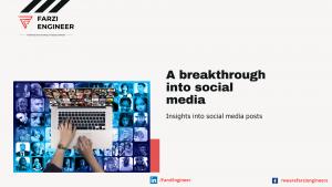 A breakthrough into Social Media