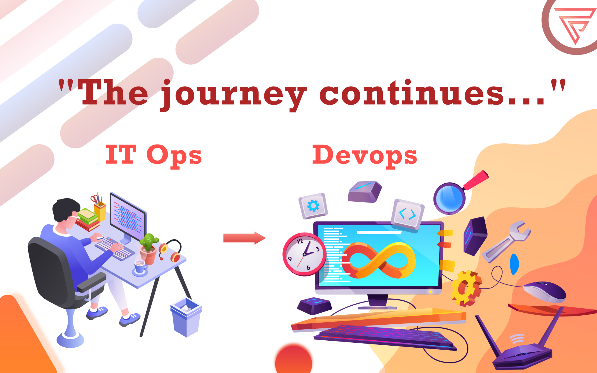 Journey from ITOps to DevOps